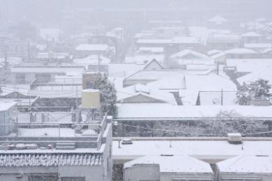 2/3雪景色ー2