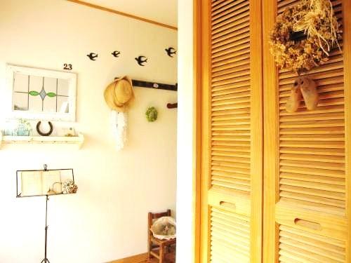 玄関の模様替え1