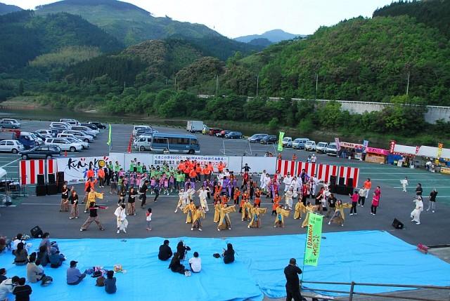 KUMAKOI総踊り
