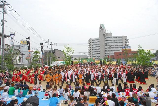 九中大会キャラバンIN熊本