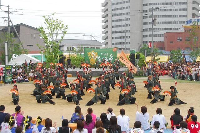 玉名踊隊「尚縁」