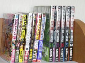 110506 積みコミックス