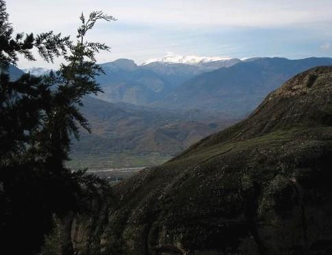 オリンポス山 245
