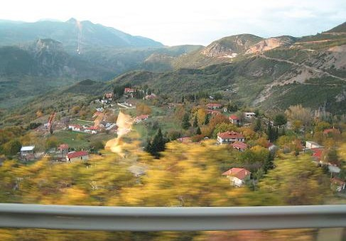 山間の村 296