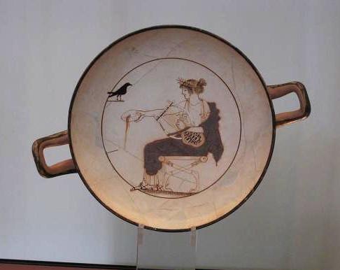飾り皿 379