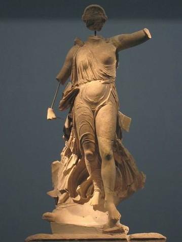 ニケの女神像 528