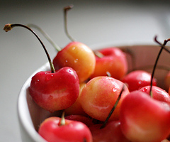 cherries we heart it ola