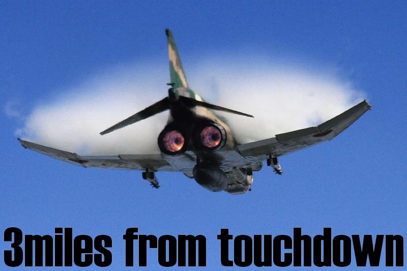 百里基地 航空祭 RF-4EファントムII