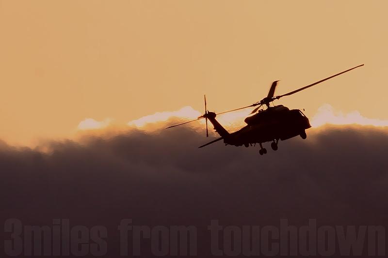 厚木基地 HSL-51 SH-60Bシーホーク