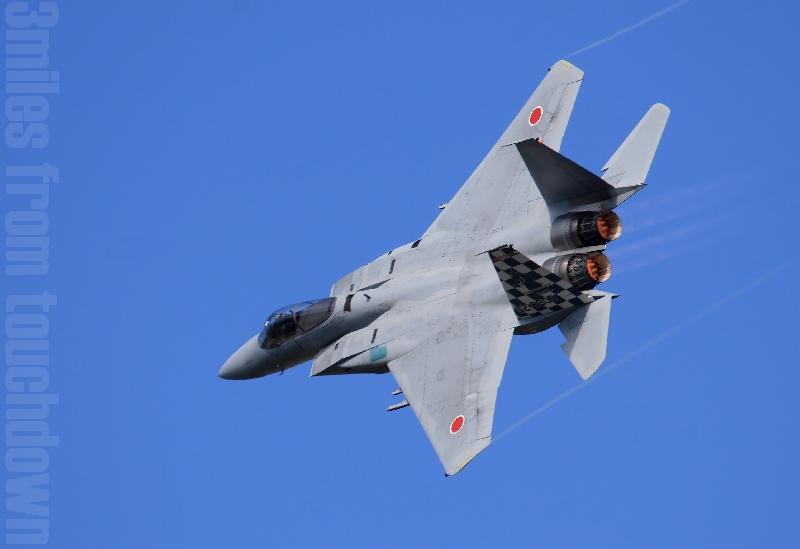 エアフェスタ浜松2007 F-15イーグル