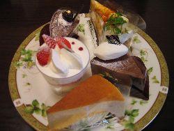 ケーキ大好き!!