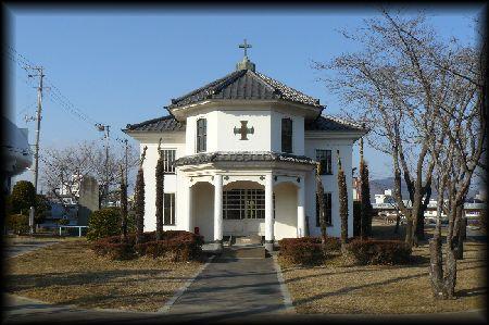 K663旧石巻ハリスト正教会