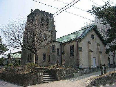 K675郡山聖ペテロ聖パウロ教会