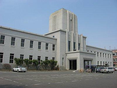 K677福島県郡山合同庁舎