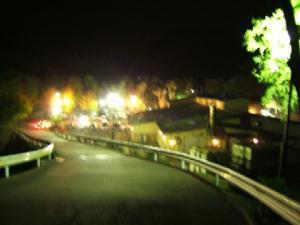 鮎川温泉・金井の湯、外観