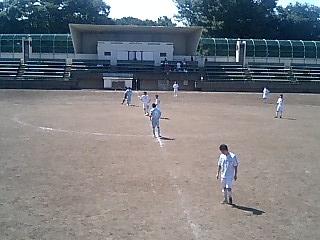 駒沢公園サッカー