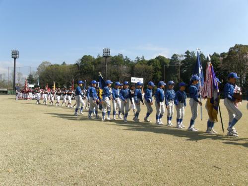 2012春季大会行進