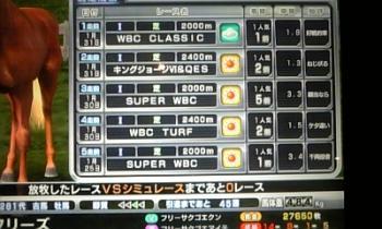WBCC1.8 1着