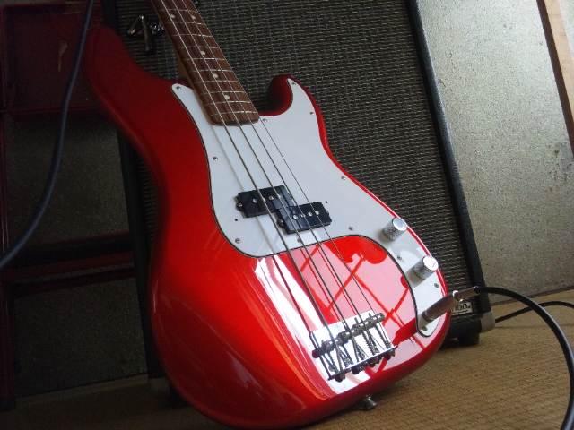 Precision Bass.