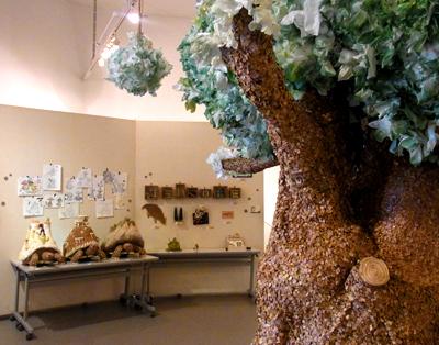 森のすみっこ展07
