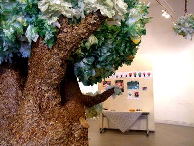 森のすみっこ展08