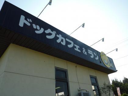 ドッグラン&カフェ
