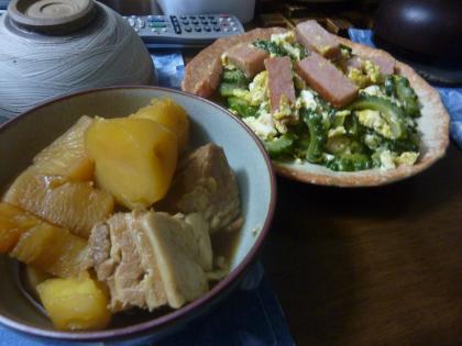 沖縄風料理