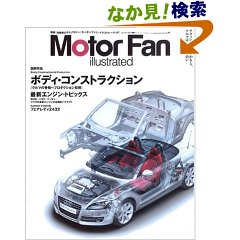 Motor Fan illustrated