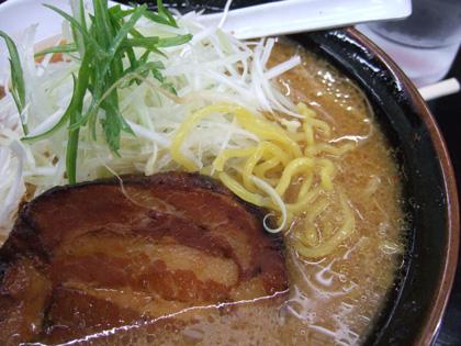 味噌ラーメン1