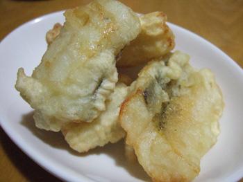 がんず天ぷら
