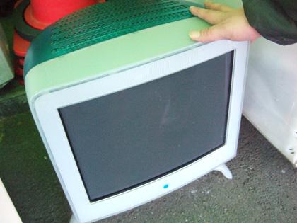 さよならMacモニター