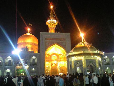 iran-マシュハド