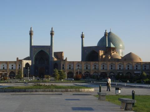 iran-イスファハン