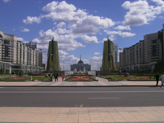 カザフスタンーアスタナ1