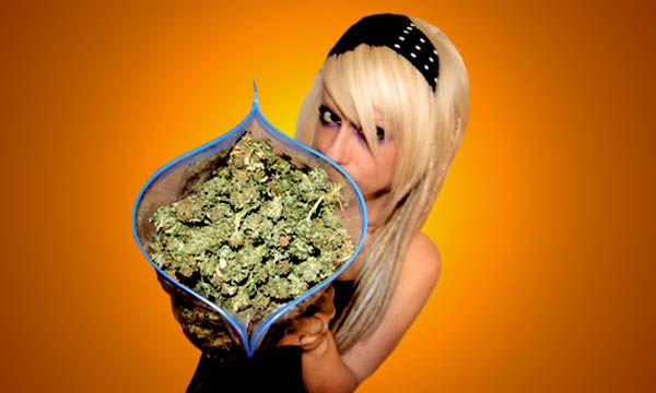 大麻ガール