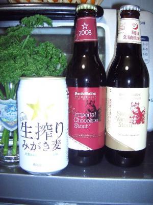 サンクトガーレンのビール