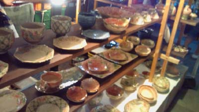 松泉窯の店