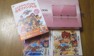 3DSシャインダークいえあぁぁぁぁ!!
