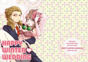 HAPPY WINTER WEDDING