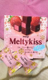 Meltykissフルーティー濃いちご