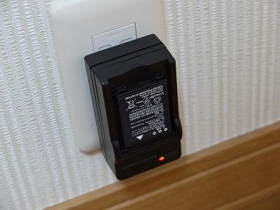 ニコンP300充電器