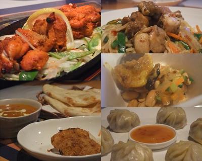 ネパール料理*コンデジ