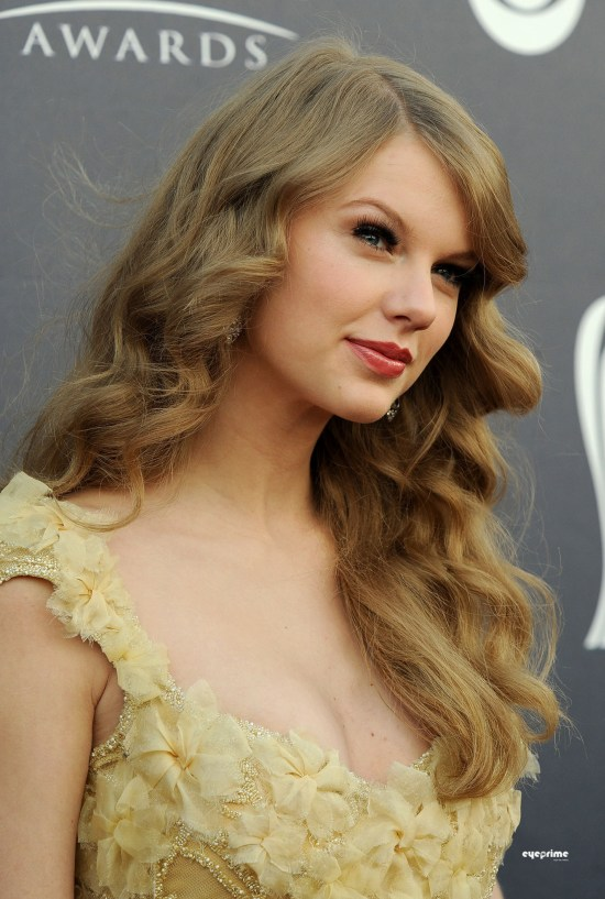 Taylor Swift at the 46th Academy Of Country Music Awards