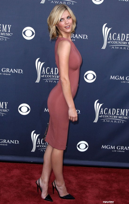 Brooklyn Decker at the 2011 ACM Awards
