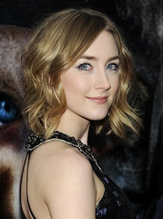 Saoirse Ronan Attends the Hanna Screening in New York