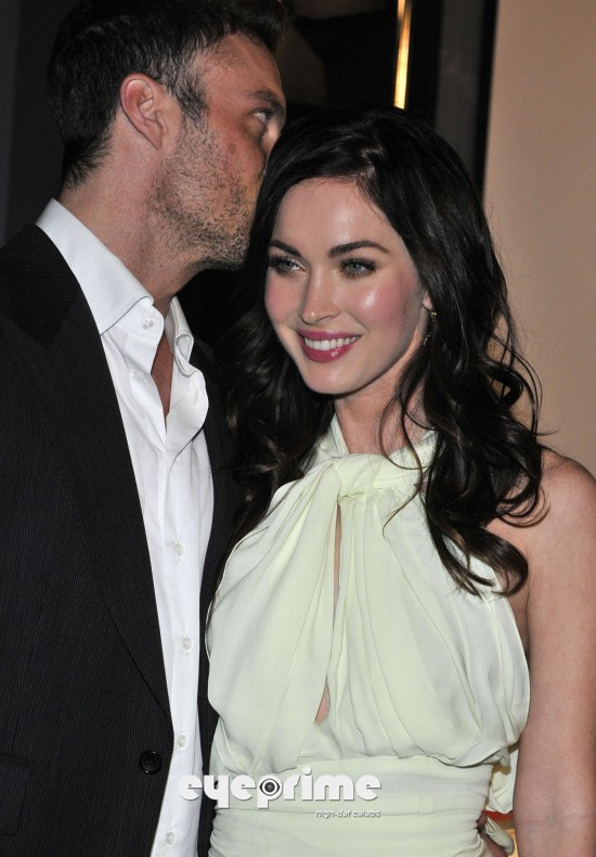 Megan Fox at Jaguar E-Type 50th Anniversary Celebration in NY