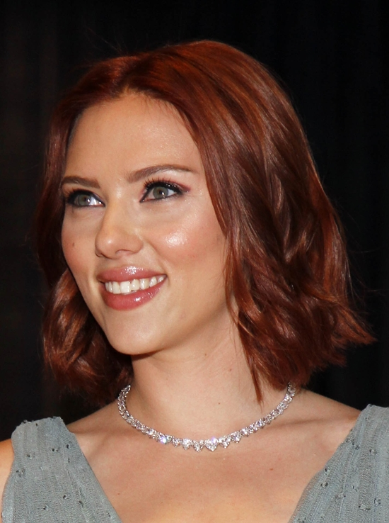 Scarlett Johansson Attends the White House Correspondents' Dinner party