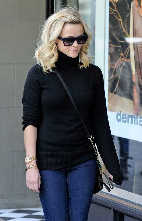 Reese Witherspoon Shopping in Sydney