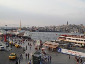 イスタンブール町並み