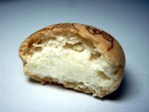 白いパックンチョ(北海道ミルク)